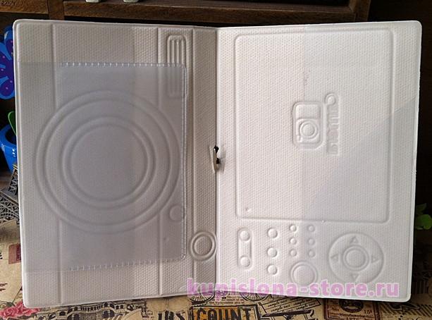 Обложка на паспорт «Photo»