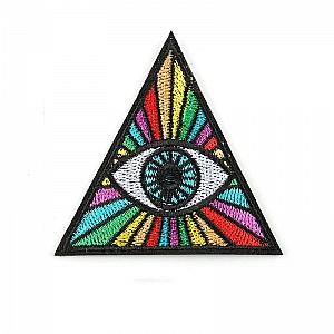 Нашивка «Всевидящее око»