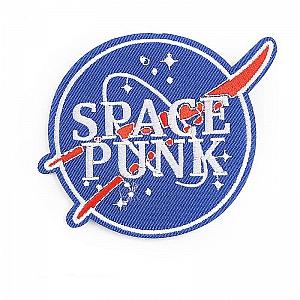 Нашивка «Space punk»