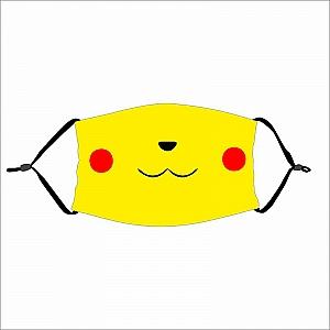 Маска «Pikachu face»