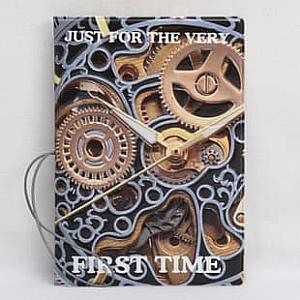 Обложка на паспорт «Time»