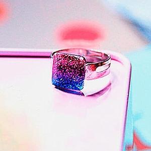 Кольцо «Shiny girl»