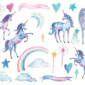 Наклейки «Magical unicorn»