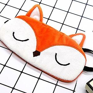 Маска для сна «Рыжий лис»