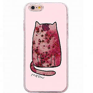 Чехол для iPhone «Meow»