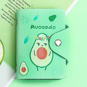 Визитница «Авокадо»