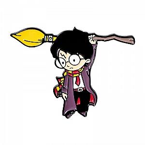 Брошь-значок «Гарри Поттер»