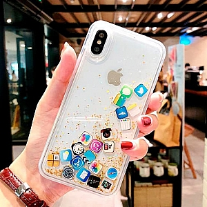 Чехол для iPhone «Мои приложения»