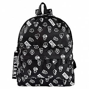 Рюкзак «Black BT21»