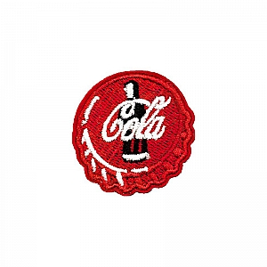 Нашивка «Cola»