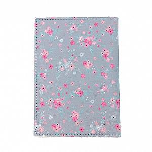 Обложка на паспорт «Field flowers»