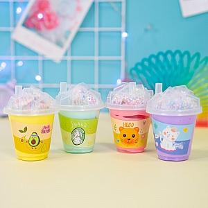 Слайм «Радужная мороженка»
