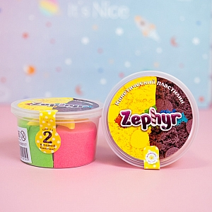 Кинетический пластилин «Zephyr»