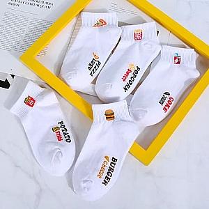 Носки «Fast food»