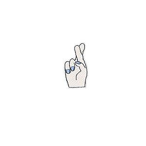 Нашивка «Finger heart»