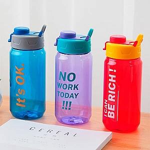 Бутылочка «Phrases»