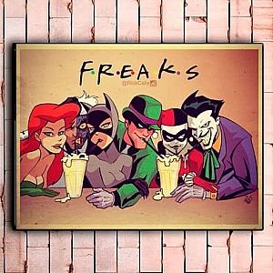 Постер «Freaks» большой