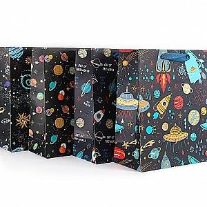 Подарочный пакет «Cosmos» средний