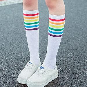 Гольфы «Rainbow»
