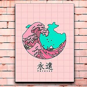 Постер «Japanese» средний