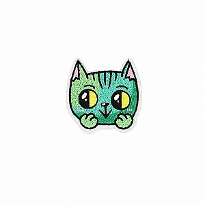 Нашивка «Green cat»