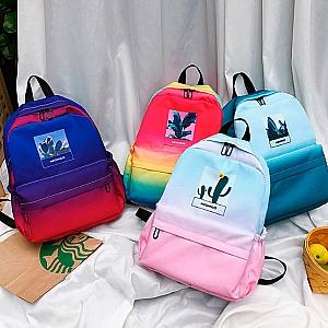 Градиентный рюкзак «Megnhuo»