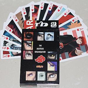 Игральные карты «Акацуки»