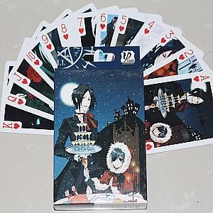 Игральные карты «Темный дворецкий»