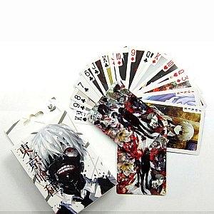 Игральные карты «Tokyo Ghoul»