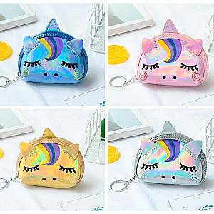 Голографическая монетница «Sleeping unicorn»