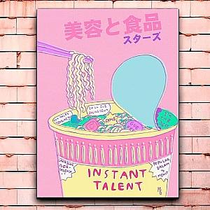 Постер «Japanese» большой