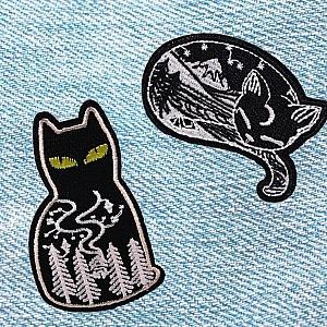 Нашивка «Cat nature»
