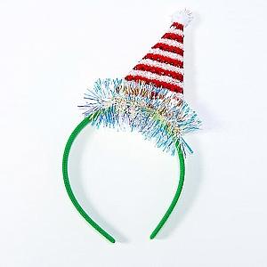 Новогодний ободок «Hat»