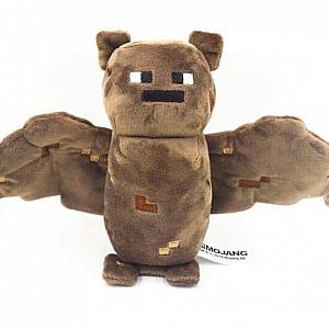 Мягкая игрушка «Летучая мышь из Minecraft»