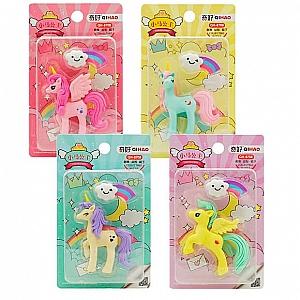 Набор стирательных резинок «My Little Pony»