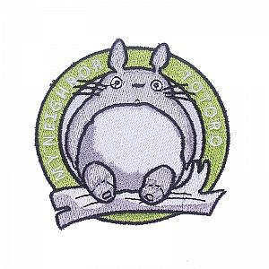 Нашивка «My neighbor Totoro»