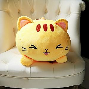 Мягкая игрушка-подушка «Рыжий кот»