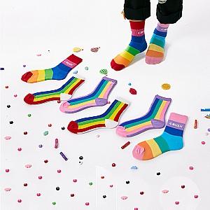 Носки «Rainbow crush»