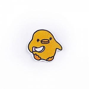 Нашивка «Опасная утка»