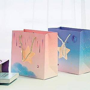 Подарочный пакет «Star» маленький