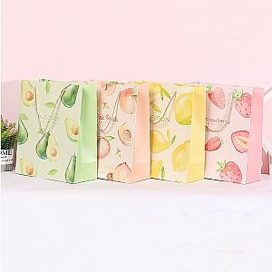Подарочный пакет «Juicy fruit» маленький