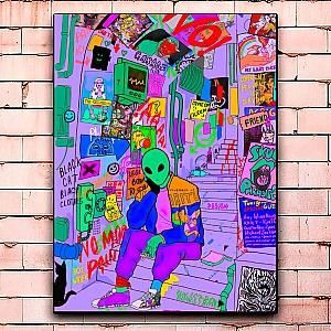 Постер «НЛО» большой