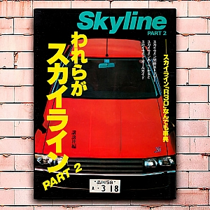Постер «Skyline» большой