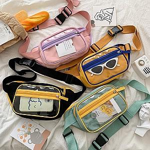 Поясная сумка «Fashion Wave»