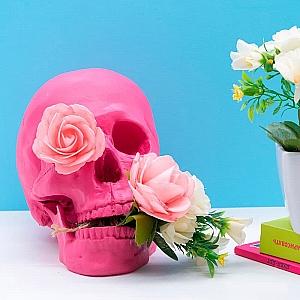 Декоративный череп большой