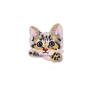 Нашивка «Рыжий кот»