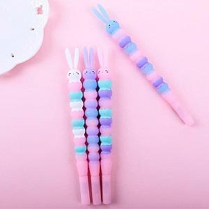 Ручка «Заяц-мороженка»