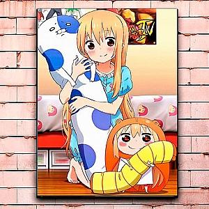 Постер «Двуличная сестренка Умару-чан» большой
