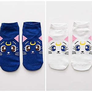 Носки «Sailor moon cat»