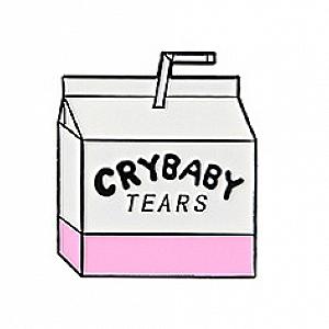 Брошь-значок «Cry baby tears»